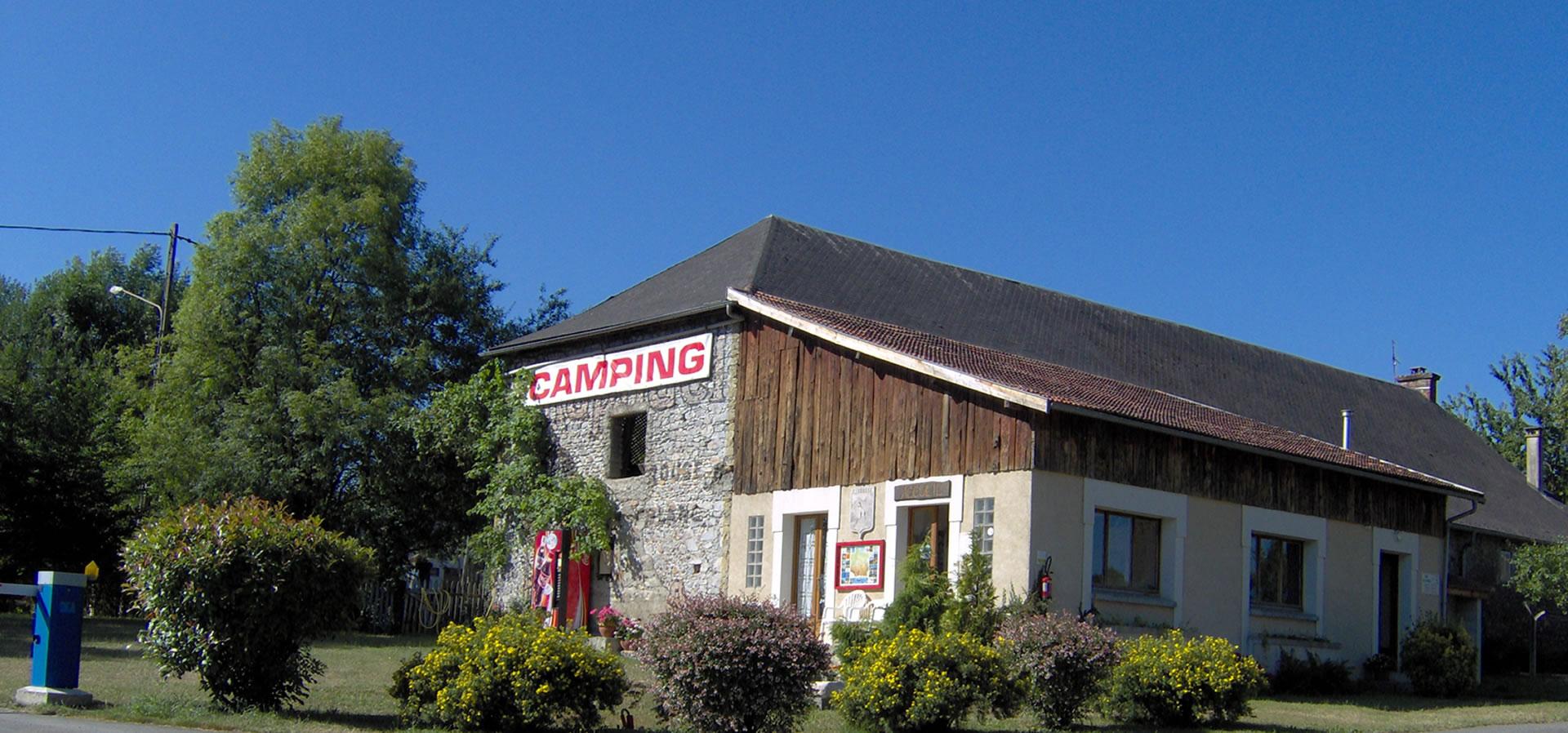 Camping des Craoues